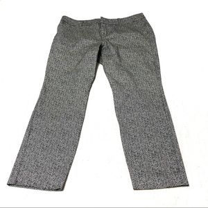 Old Navy Heather Grey Pixie Ankle Pant 14